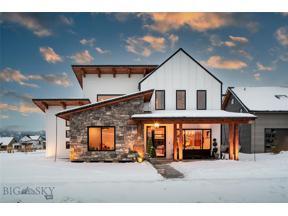 Property for sale at 888 Auger Lane, Bozeman,  Montana 59718