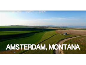 Property for sale at 11724 Amsterdam Road, Manhattan,  Montana 59741