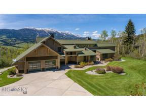 Property for sale at 1660 Moosepoint Road, Bozeman,  Montana 59715