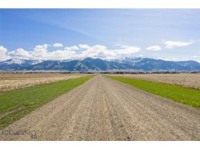 Property for sale at Tract 4 Spain Bridge Ranch Road, Belgrade,  Montana 59714