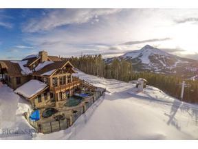 Property for sale at 210 Cascade Ridge, Big Sky,  Montana 59716