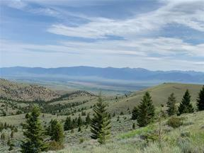 Property for sale at Tract 4 Valley View Highlands, Ennis,  Montana 59729