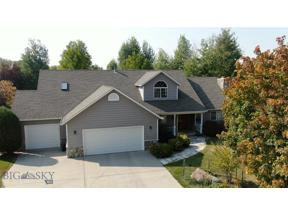 Property for sale at 3120 Augusta Drive, Bozeman,  Montana 59715