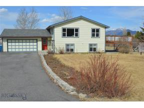Property for sale at 1709 Park View Place, Bozeman,  Montana 59715