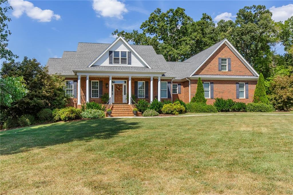 Photo of home for sale at 3401 Varnals Court, Graham NC