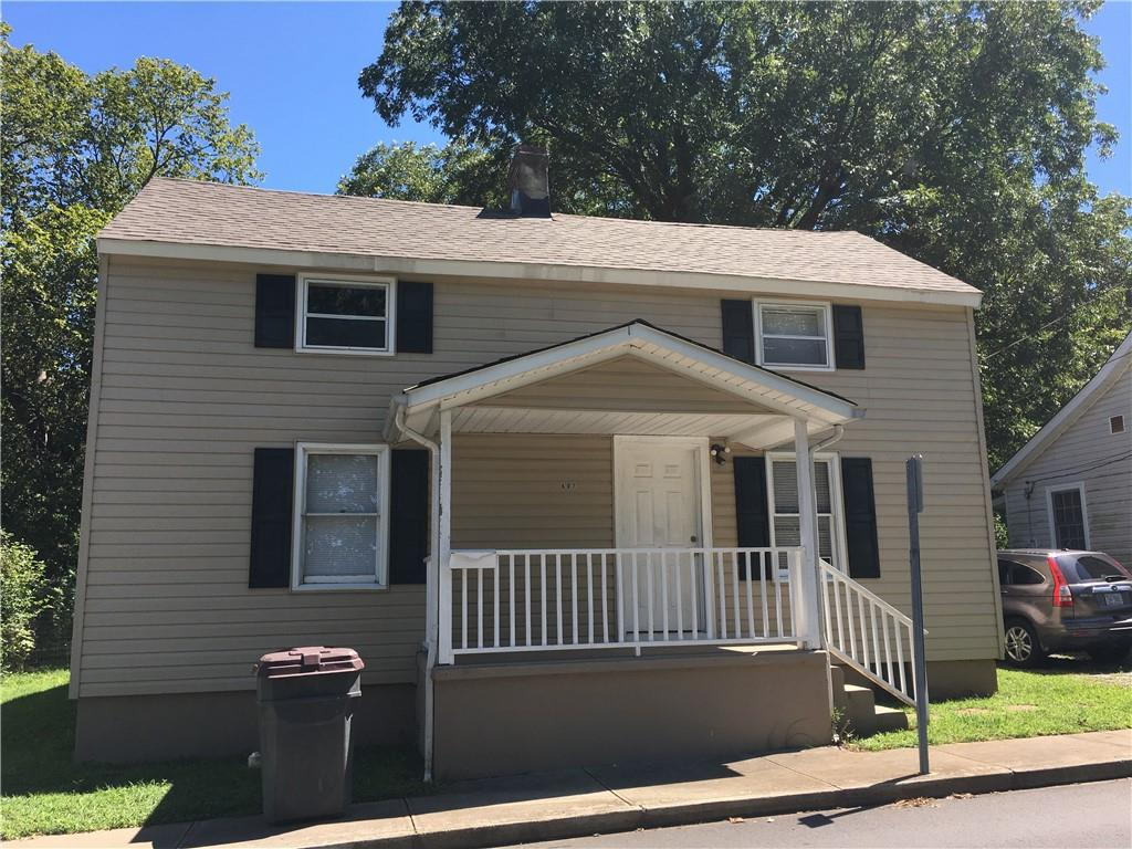 Photo of home for sale at 607 Lancaster Drive, Reidsville NC