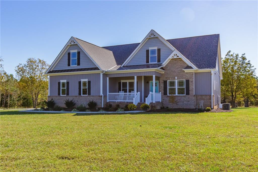Photo of home for sale at 4714 Lebanon Road, Efland NC