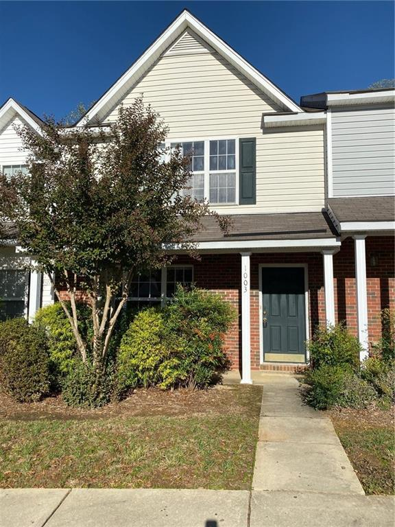 Photo of home for sale at 1003 Oak Blossom Way, Whitsett NC