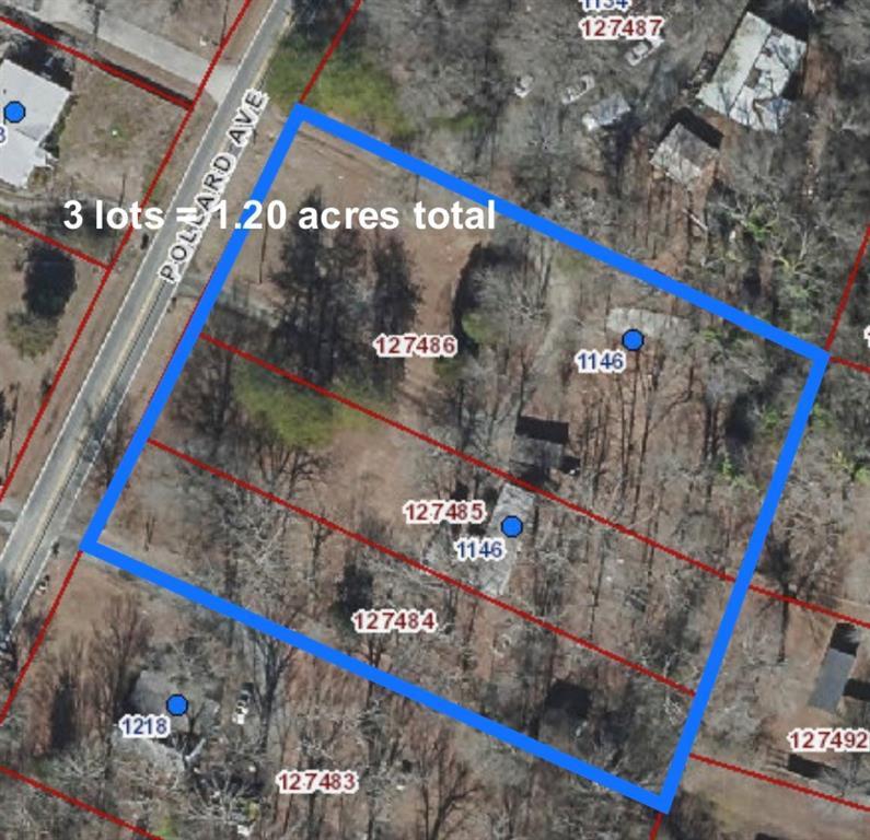 Photo of home for sale at 1146 Pollard Avenue W, Burlington NC