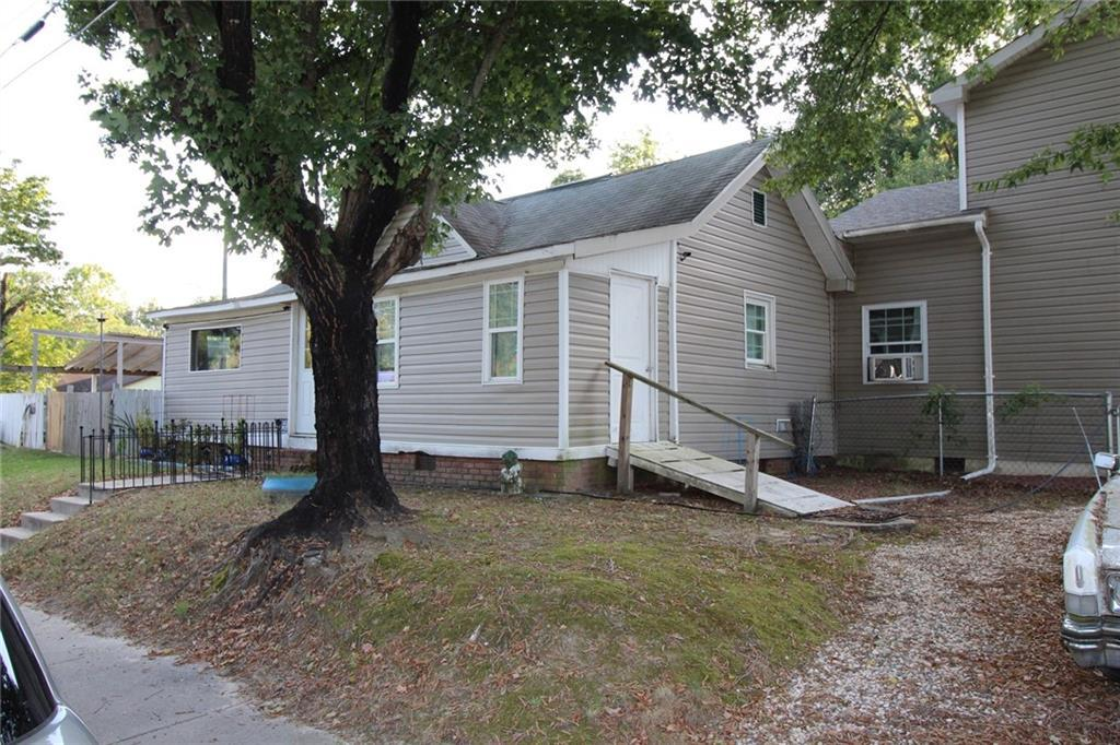 Photo of home for sale at 834 Ross Street, Burlington NC