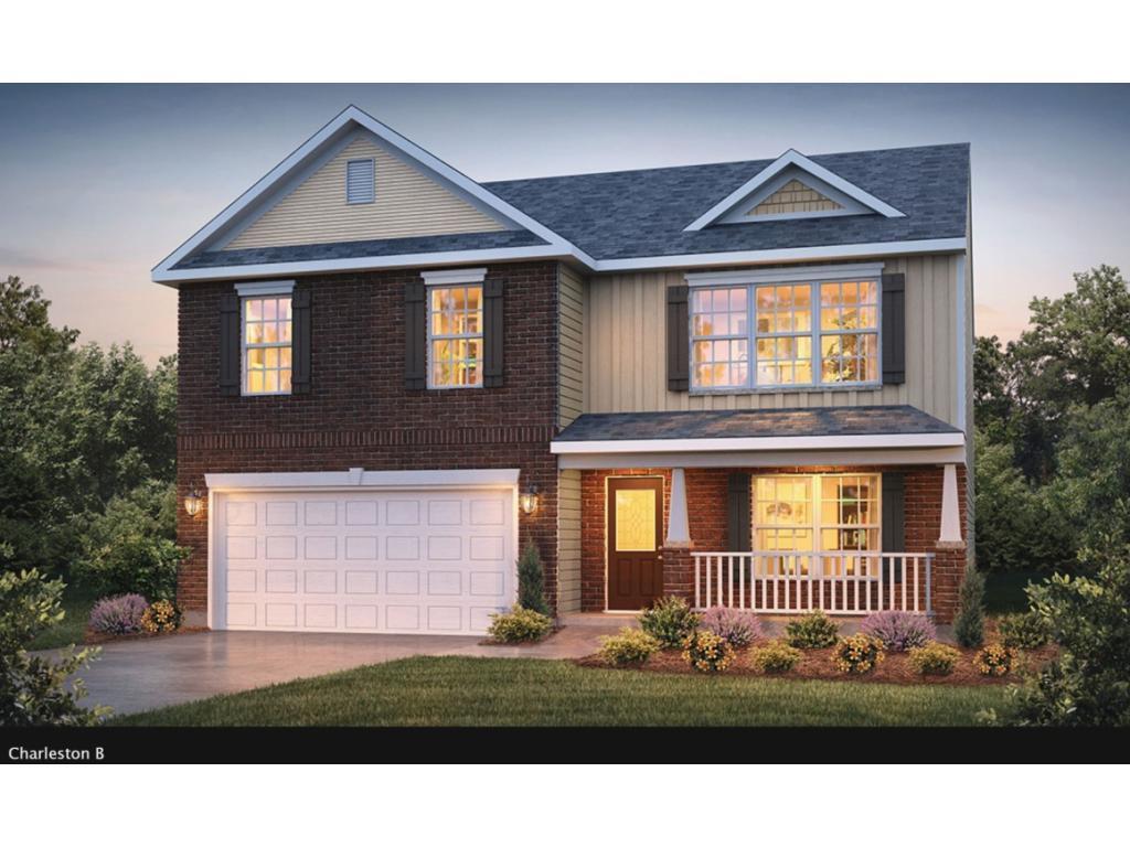 Photo of home for sale at 284 Sapphire St. (Lot 117), Burlington NC