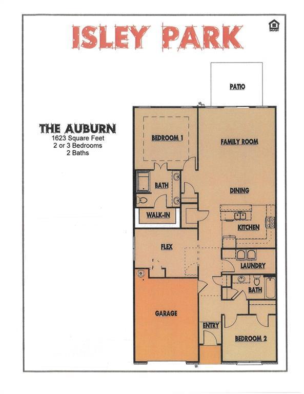 Photo of home for sale at 614 Isley Street, Burlington NC