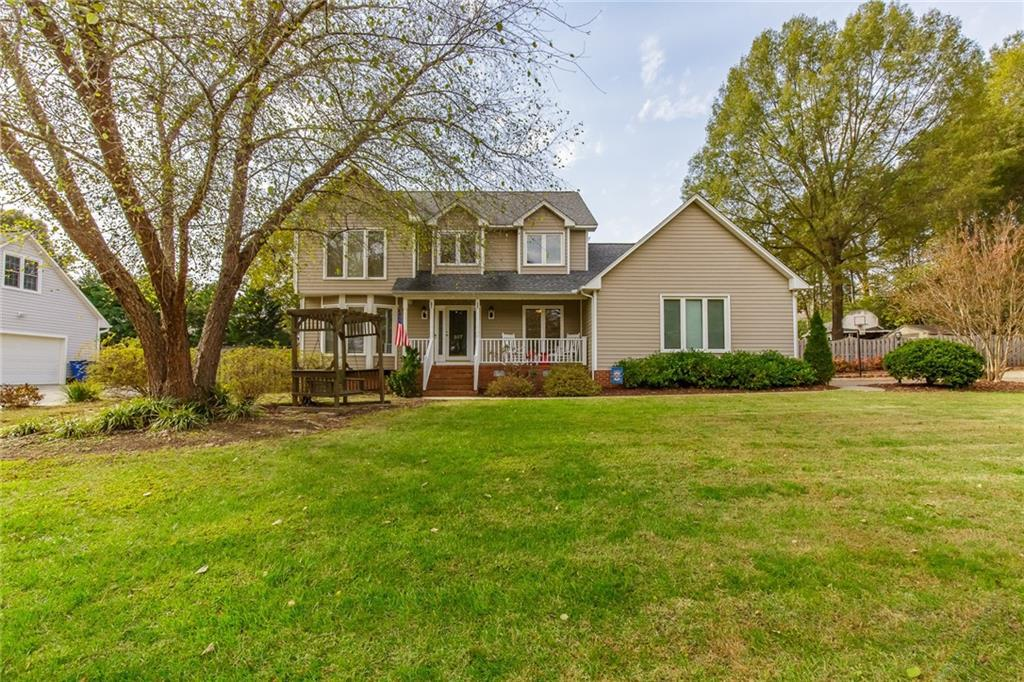 Photo of home for sale at 507 Westfield Lane, Gibsonville NC