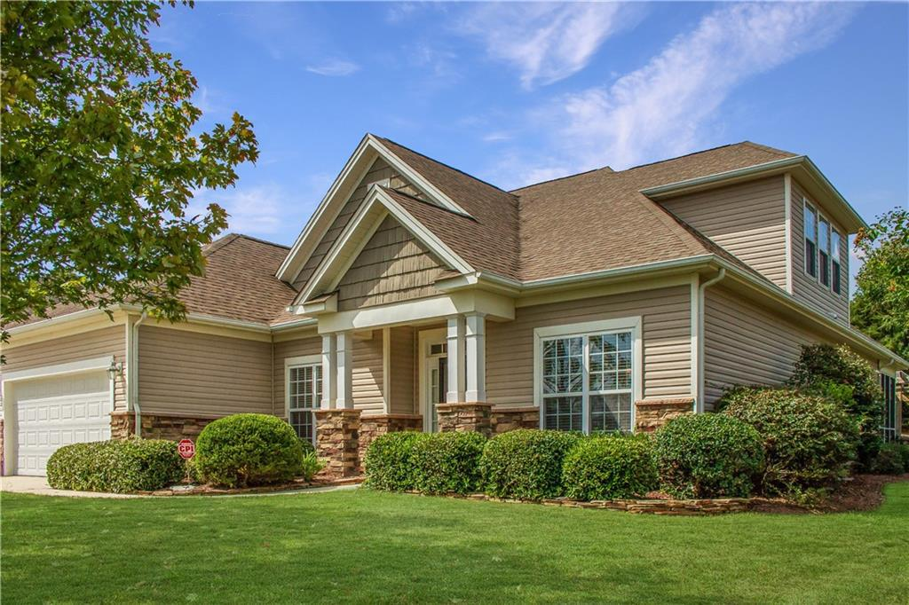 Photo of home for sale at 126 Cape Fear Drive, Whitsett NC