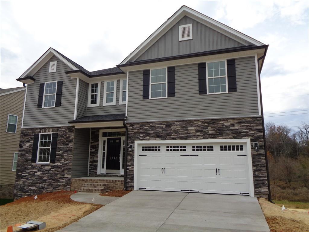 Photo of home for sale at 3023 Victoria Falls Drive, Burlington NC