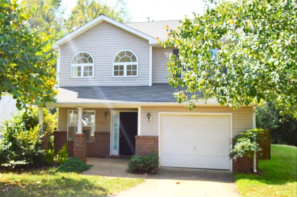 Photo of home for sale at 1145 Briarwood Drive, Mebane NC