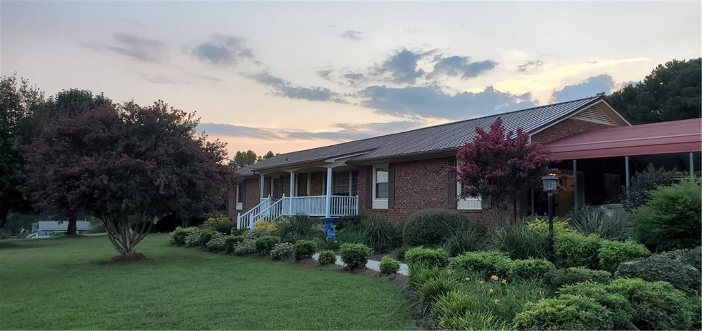 Photo of home for sale at 3907 Bass Mountain Road, Graham NC