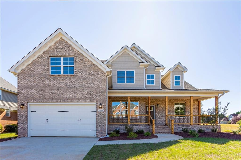 Photo of home for sale at 6003 Windsor Circle, Elon NC