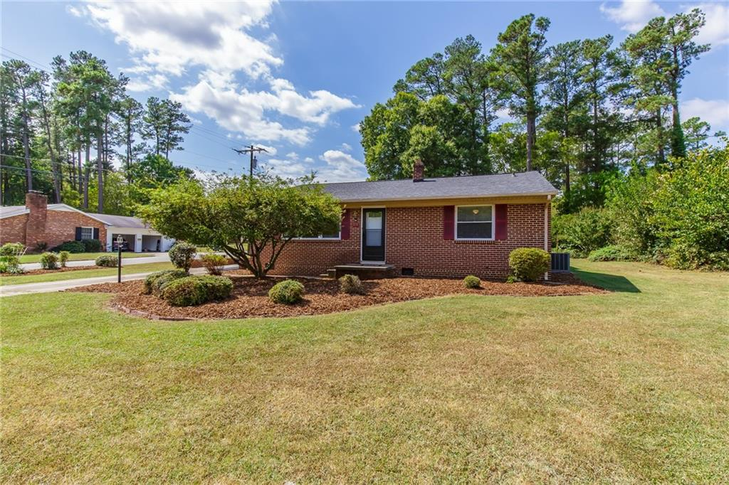 Photo of home for sale at 413 Jones Street, Graham NC