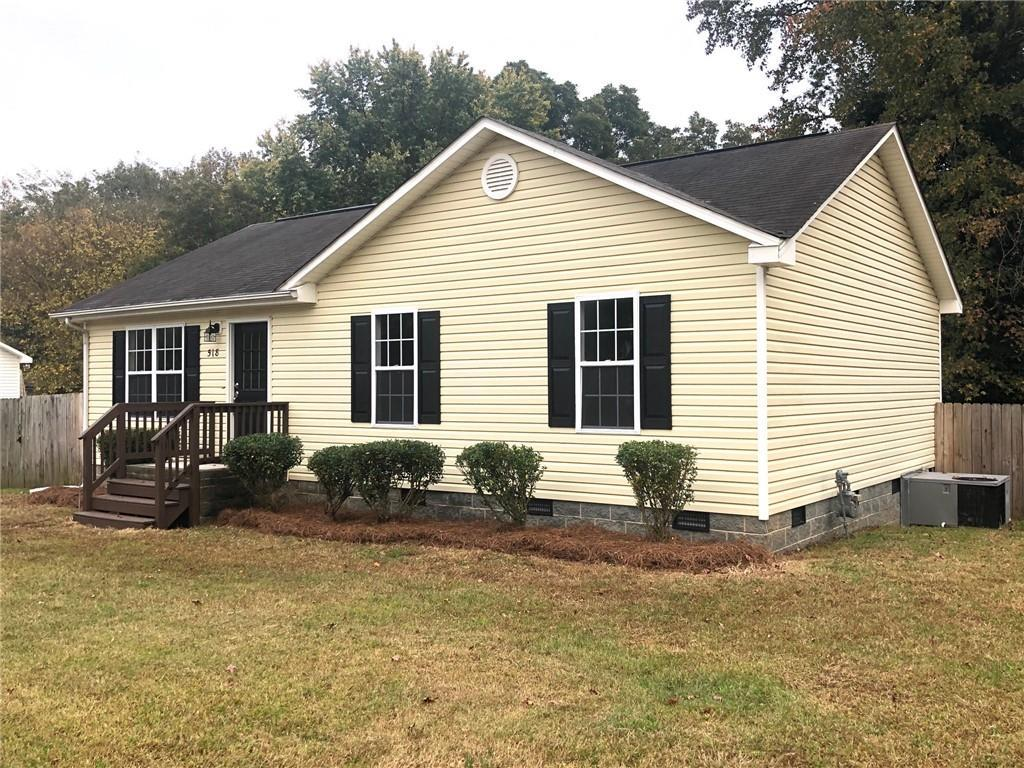 Photo of home for sale at 518 Penry Road, Greensboro NC