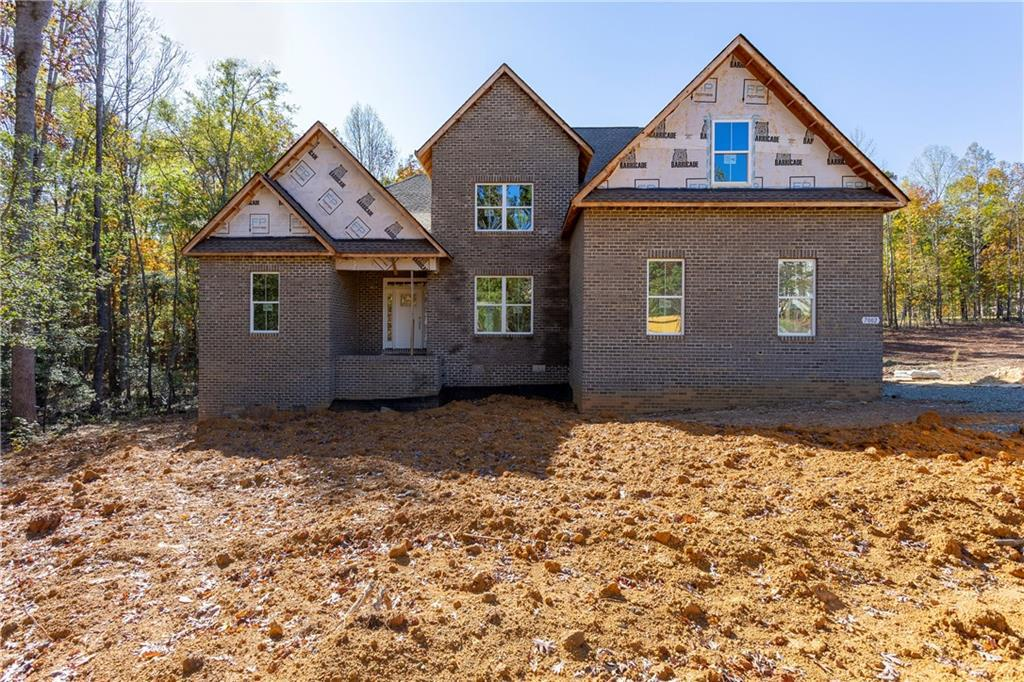 Photo of home for sale at 7002 Claren Oaks Court, Gibsonville NC