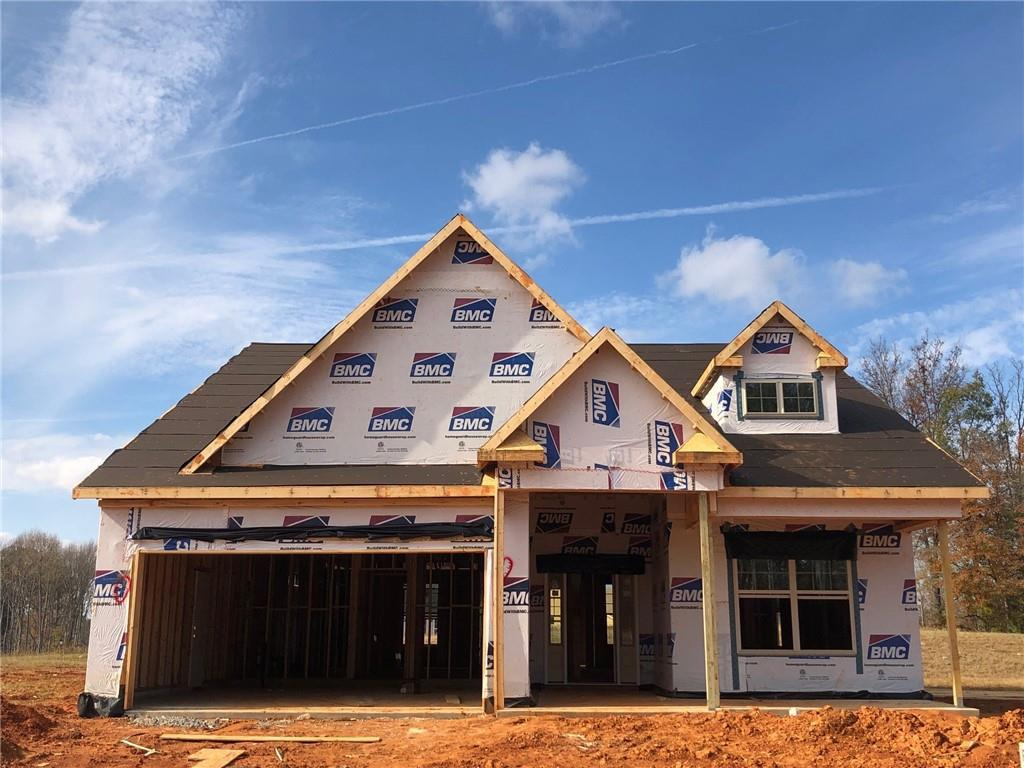 Photo of home for sale at 1028 Fairhaven Drive, Mebane NC