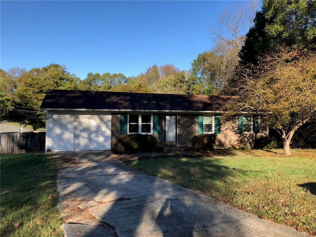 Photo of home for sale at 610 Second Street, Gibsonville NC
