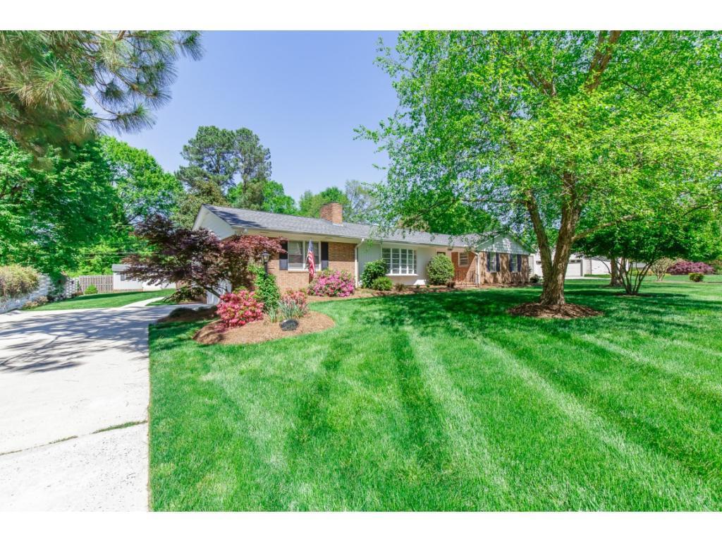 Photo of home for sale at 2413 Saddle Club Road, Burlington NC