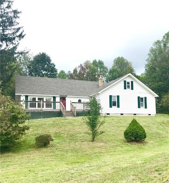 Photo of home for sale at 143 Wilson Road N, Lowgap NC