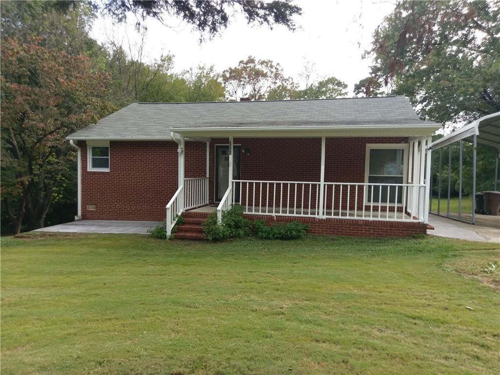 Photo of home for sale at 2605 GRIMSLEY Street, Greensboro NC