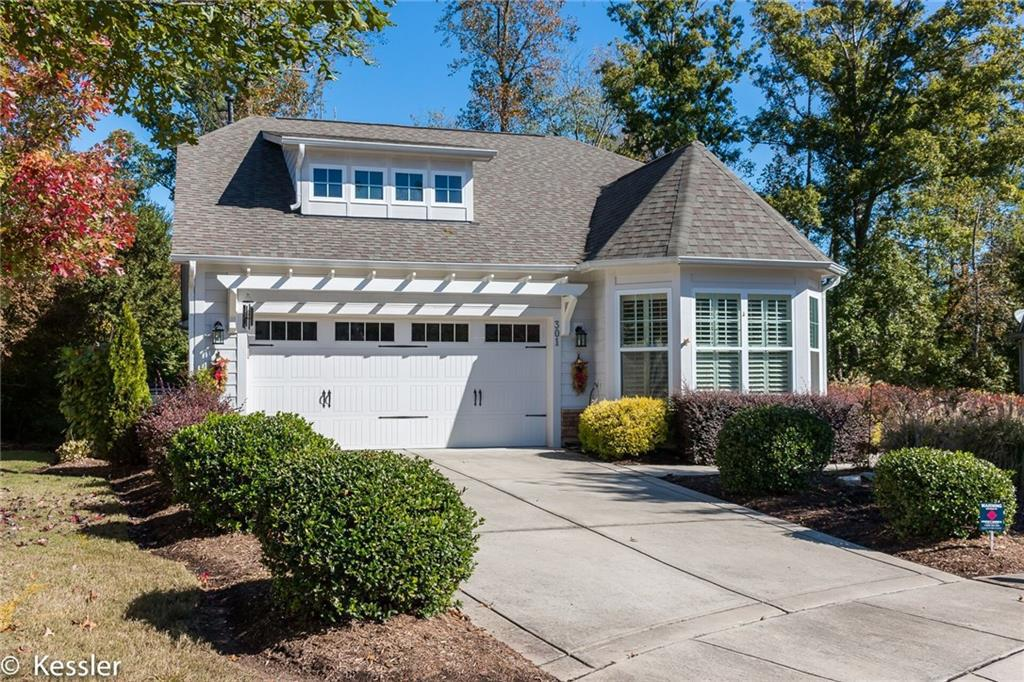 Photo of home for sale at 301 Serenity Hill, Chapel Hill NC