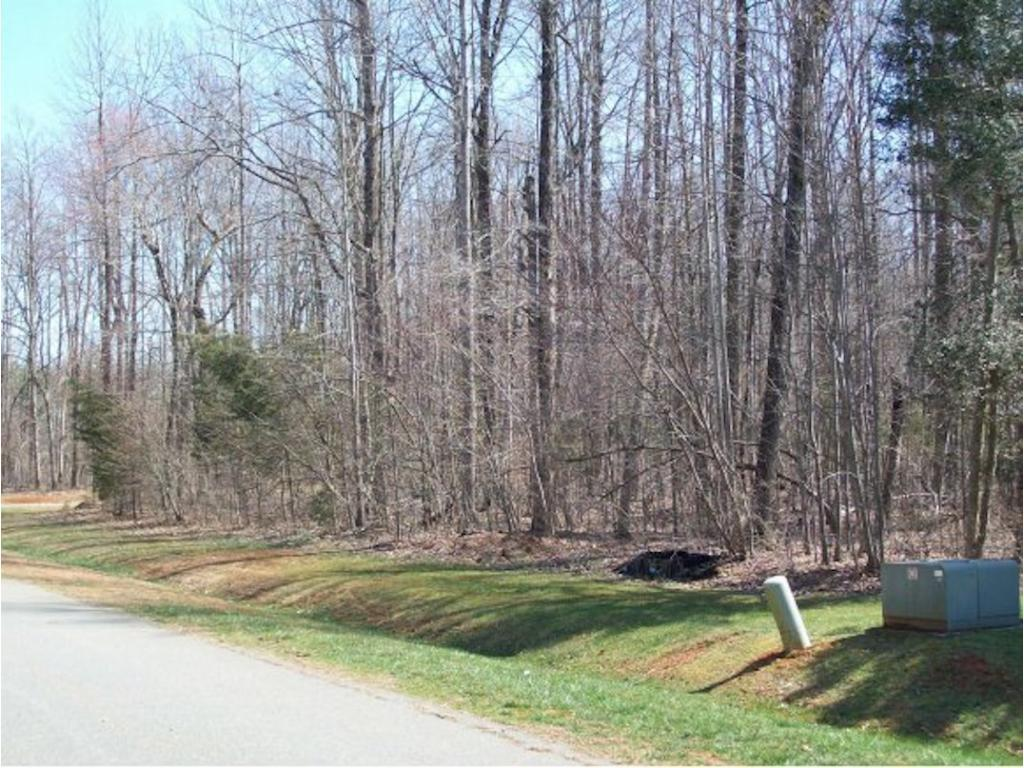 Photo of home for sale at Lot 38 Iron Wood Drive, Snow Camp NC
