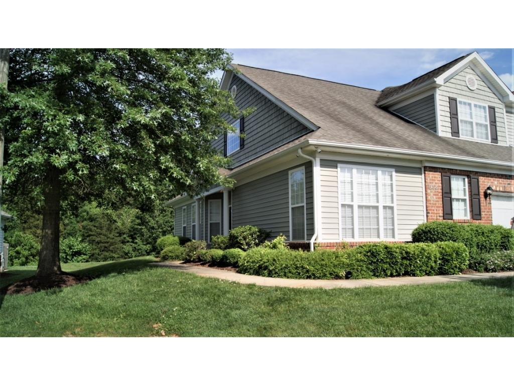 Photo of home for sale at 614 Oakfield Trail, Mebane NC