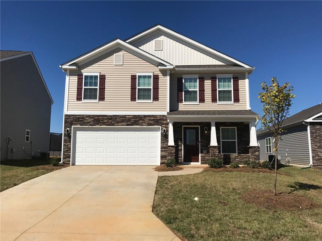 Photo of home for sale at 675 Affirmed Drive, Whitsett NC