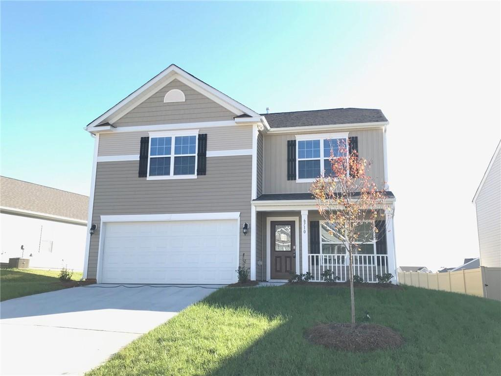 Photo of home for sale at 672 Affirmed Drive, Whitsett NC