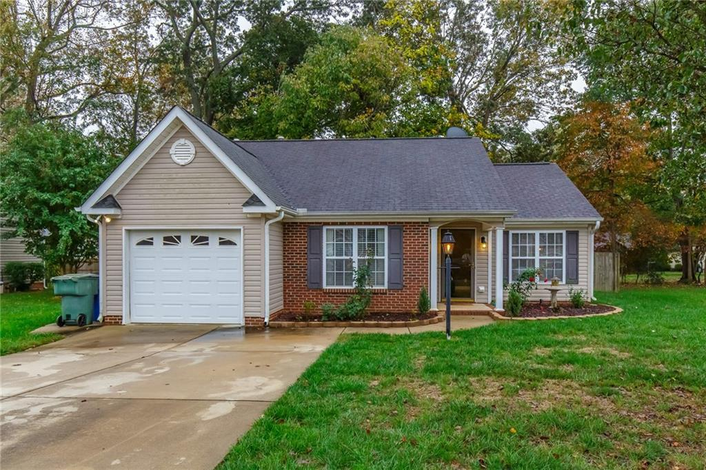 Photo of home for sale at 111 Cypress Court, Gibsonville NC