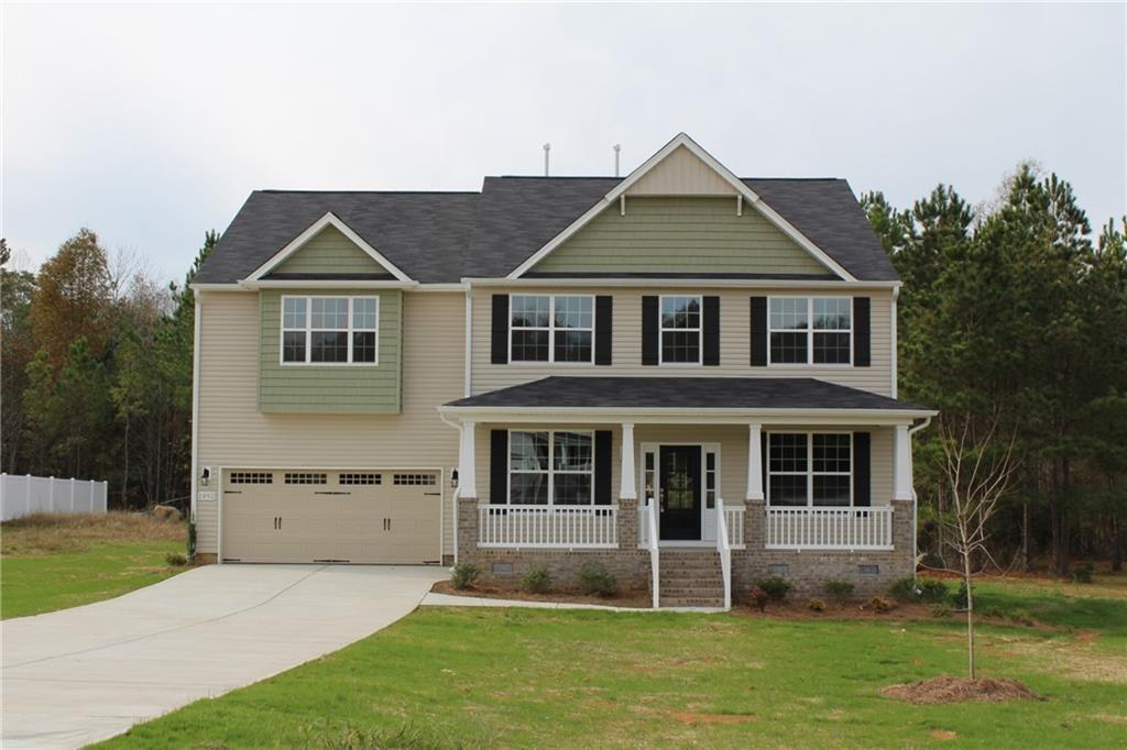 Photo of home for sale at 2852 Shiloh Stone Court, Burlington NC