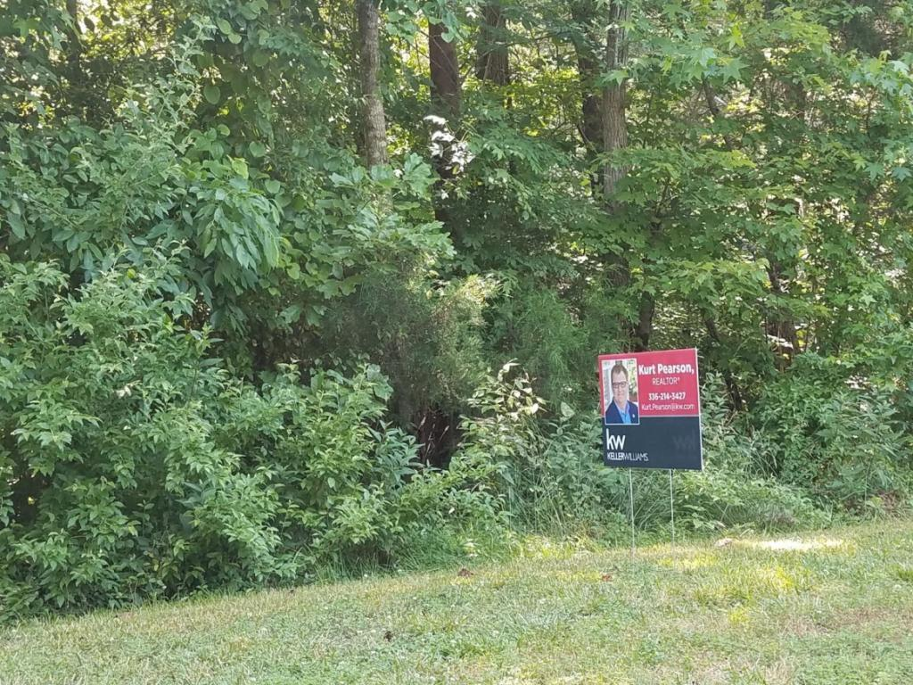 Photo of home for sale at 35 Cliff View Drive, Graham NC