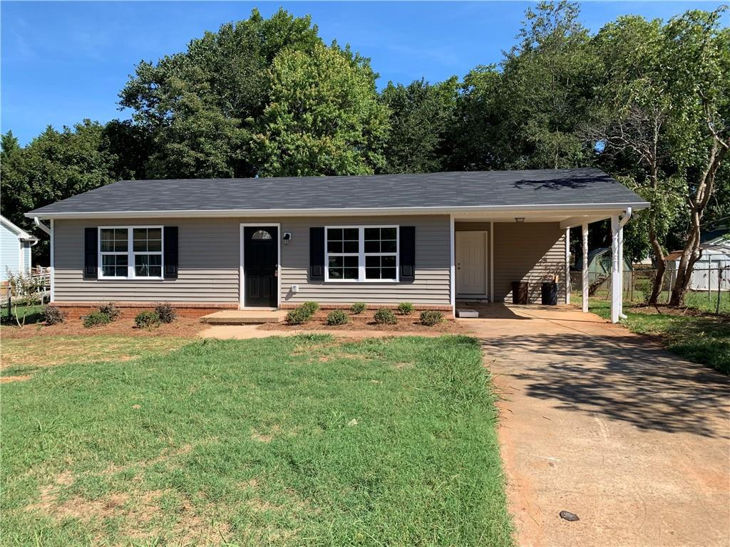 Photo of home for sale at 213 Oak Street, Gibsonville NC