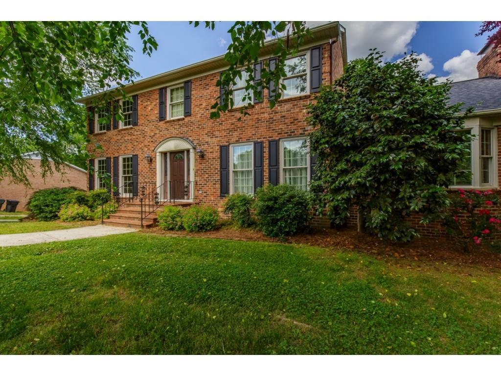 Photo of home for sale at 2018 Westover Terrace, Burlington NC