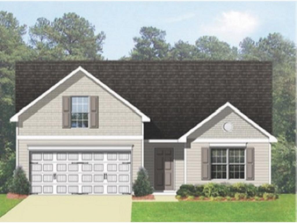 Photo of home for sale at 1004 Gold Circle, Mebane NC
