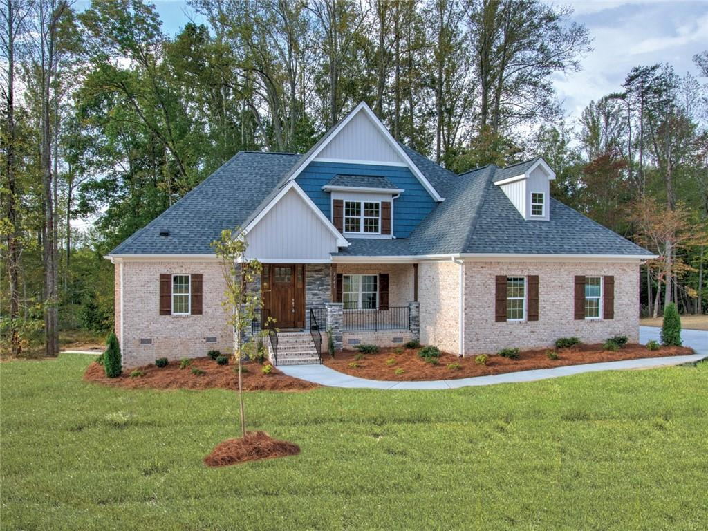 Photo of home for sale at 1647 Cappoquin Way, Burlington NC