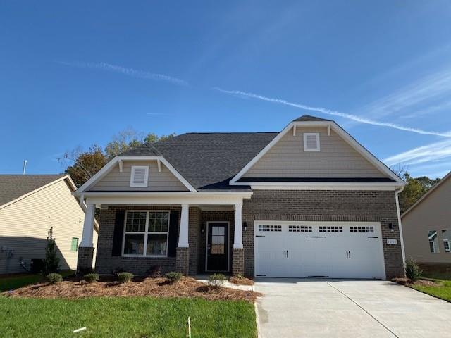 Photo of home for sale at 1259 Newton Drive, Mebane NC