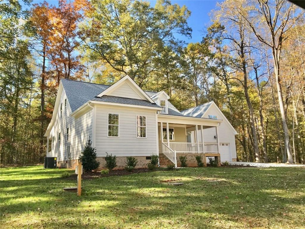 Photo of home for sale at 1360 Lake Orange Road, Cedar Gove NC