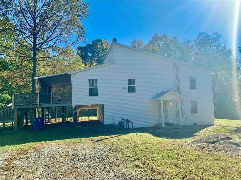Photo of home for sale at 1734 87 Highway N, Elon NC