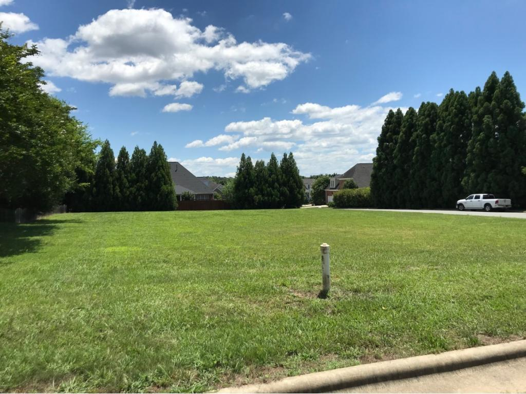 Photo of home for sale at Lot 16 Georgetowne Drive, Elon NC
