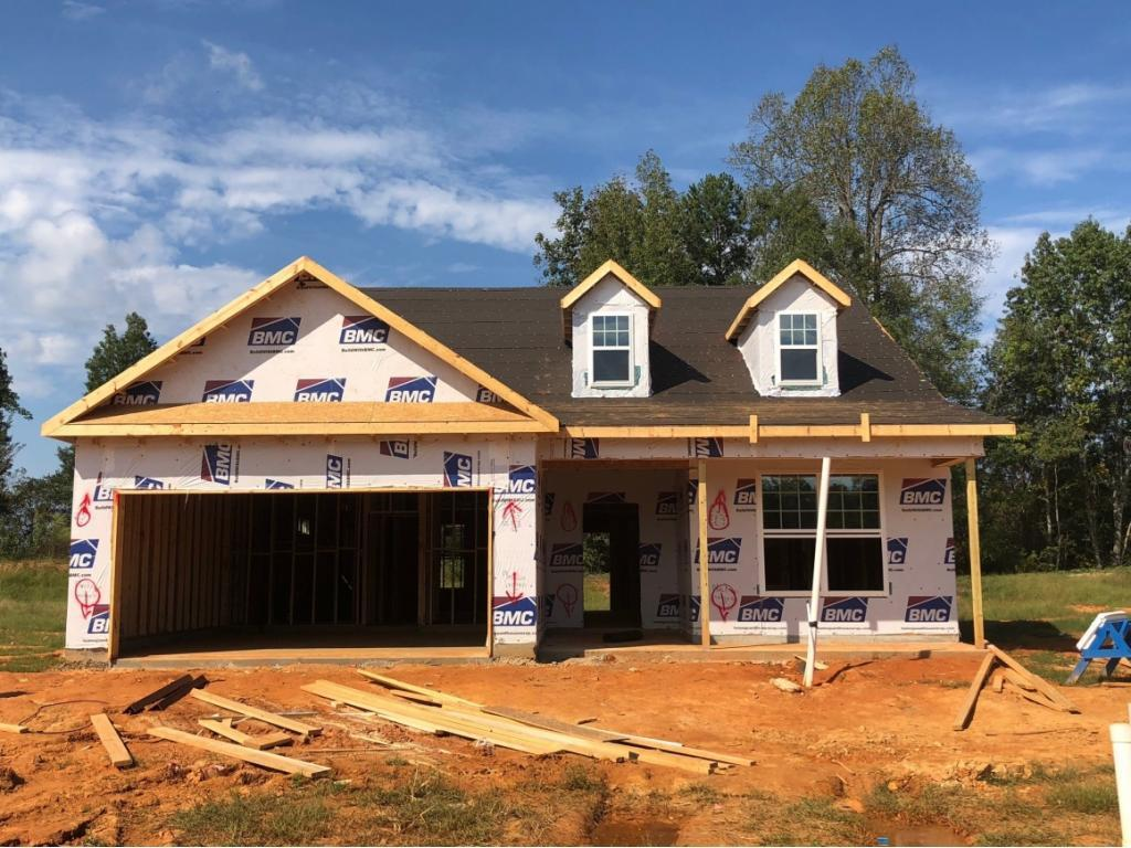 Photo of home for sale at 1226 Newton, Mebane NC
