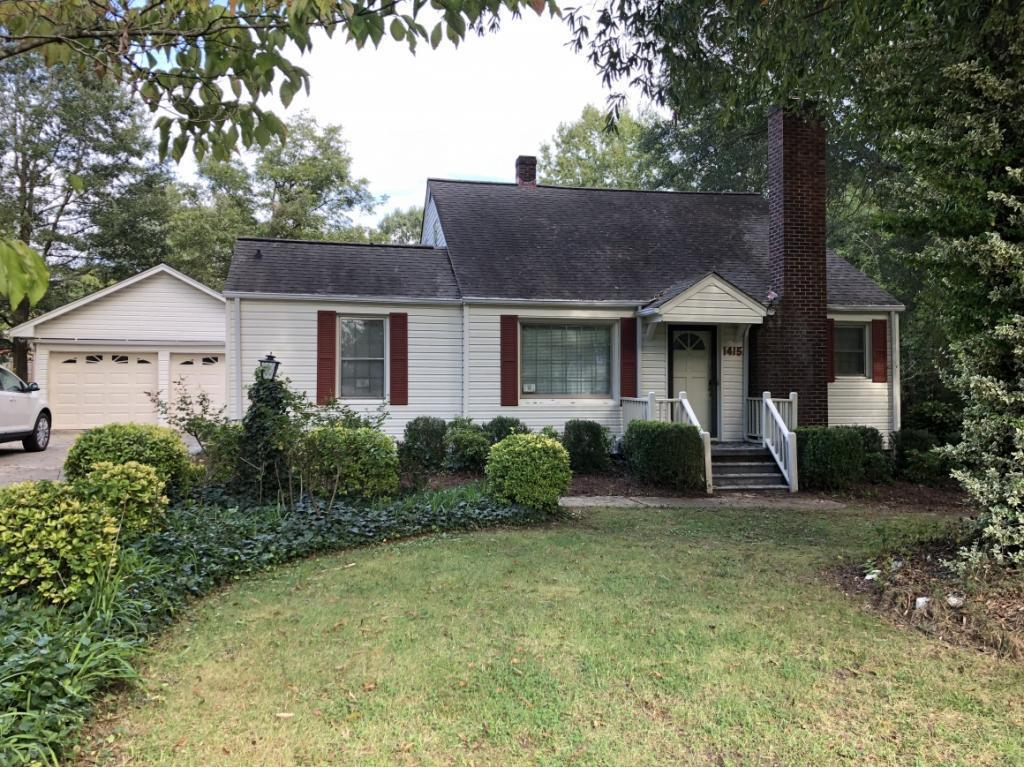 Photo of home for sale at 1415 Keogh Street, Burlington NC