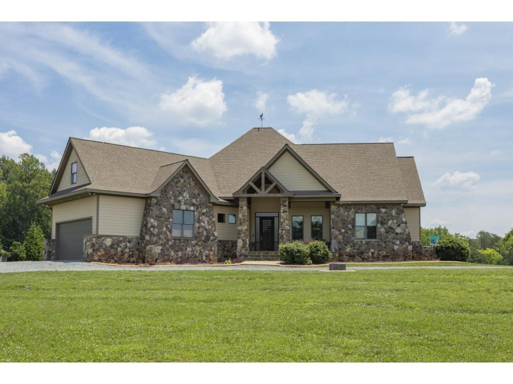 Photo of home for sale at 3819 Danieley Water Wheel Road, Burlington NC