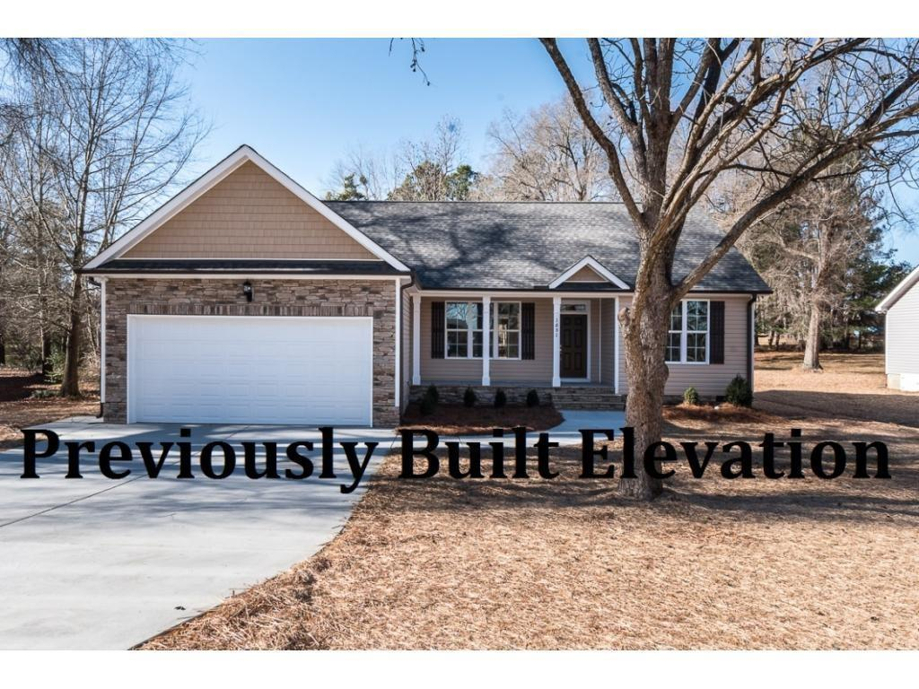 Photo of home for sale at 2053 Cooper Road, Graham NC